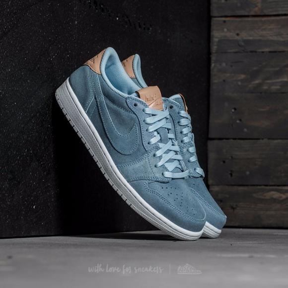 db675592562 Air Jordan Shoes | Nwt 1 Retro Low Og Premium Ice Blue | Poshmark